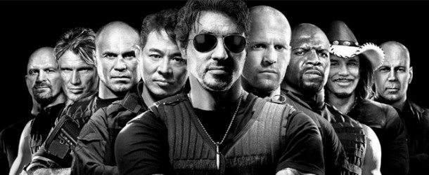 The Expendables 3 ohne Chuck Norris