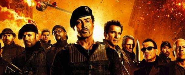 Filmkritik: The Exbendables 2 (2012)
