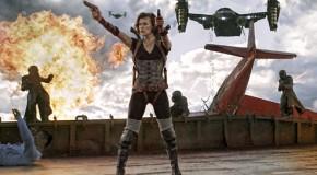 Resident Evil: Retribution international auf Erfolgskurs
