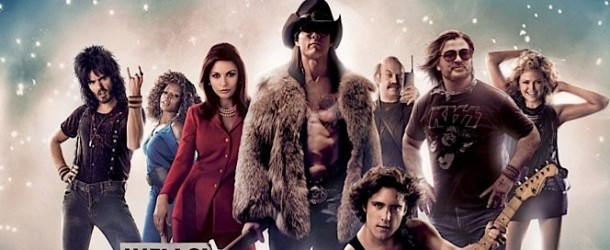 Filmkritik: Rock of Ages (2012)