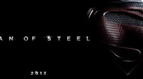 Man of Steel wird in 3D erscheinen