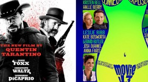 Neue Poster zu Django Unchained und Movie 43