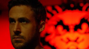 Ryan Gosling posiert für Only God Forgives