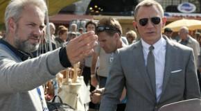 Sam Mendes soll Bond 24 schreiben