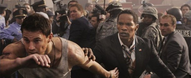 Preview: WHITE HOUSE DOWN (2013)